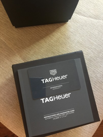 TAG Heuer Tag Here Automatic Diving Calibre 3,4,5 & 7 Image 11