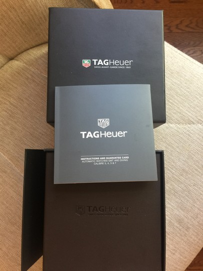 TAG Heuer Tag Here Automatic Diving Calibre 3,4,5 & 7 Image 6