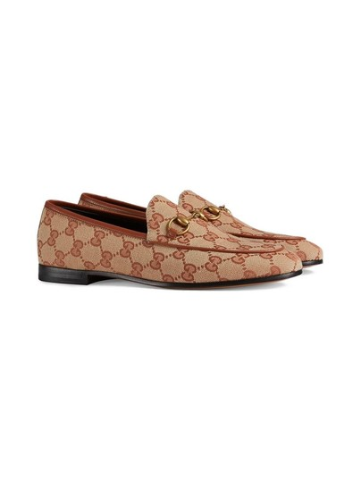 Gucci Brown Flats Image 4
