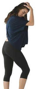 Lululemon Seamless In the Flow Crops