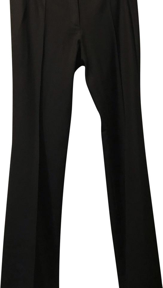 new styles speical offer low price Black Lightweight Wool Pants