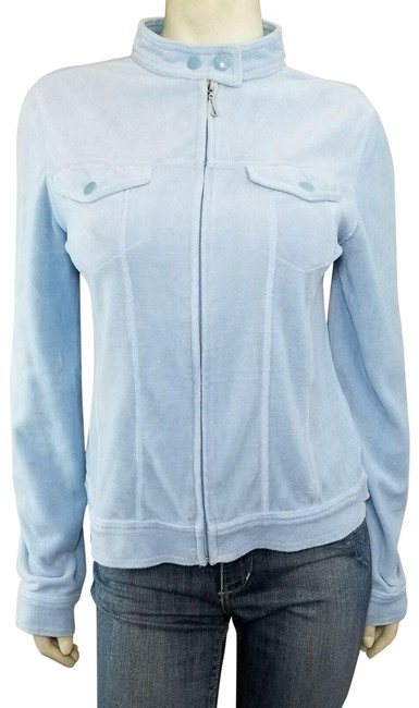 Preload https://img-static.tradesy.com/item/24837131/juicy-couture-blue-velour-zip-up-snap-closure-mock-neck-track-activewear-outerwear-size-16-xl-plus-0-0-1-650-650.jpg