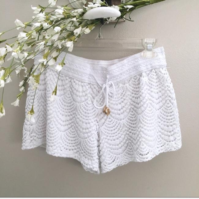 Lilly Pulitzer Mini/Short Shorts white Image 1