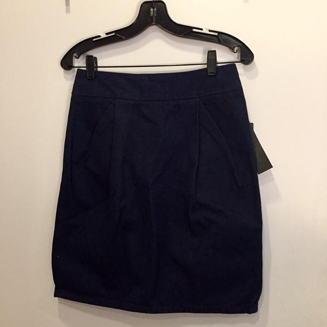 Marc by Marc Jacobs Skirt Blue Image 1