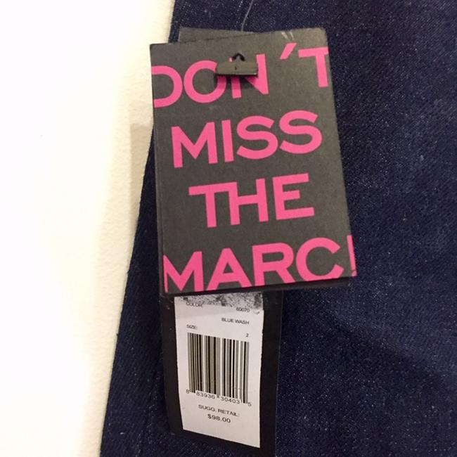 Marc by Marc Jacobs Skirt Blue Image 3