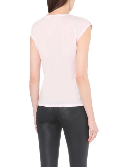 Ted Baker T Shirt Baby Pink Image 1