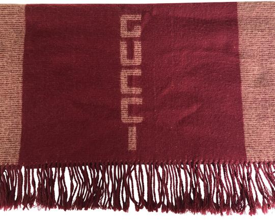 Preload https://img-static.tradesy.com/item/24837701/gucci-burgundy-and-tan-scarfwrap-0-1-540-540.jpg