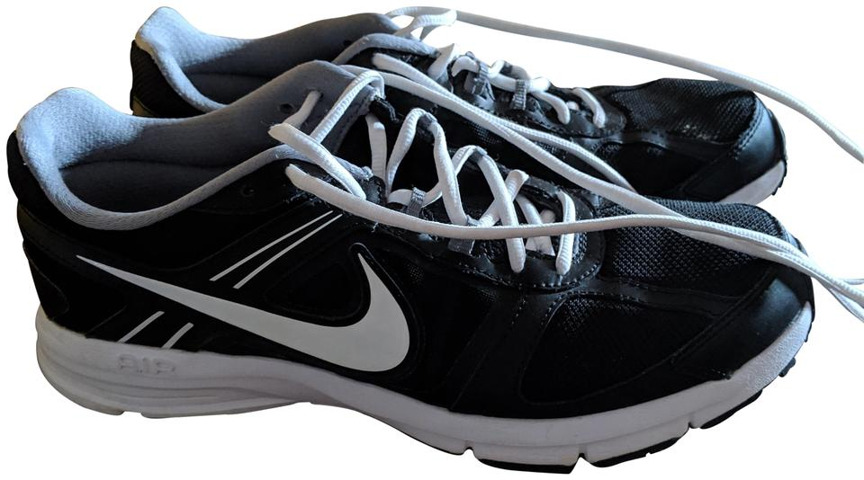 0cb90f27357 Nike Black and White Air Relentless 3 Sneakers Size US 10 Regular (M ...