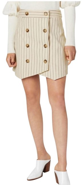 10 Crosby Derek Lam Mini Skirt Image 0