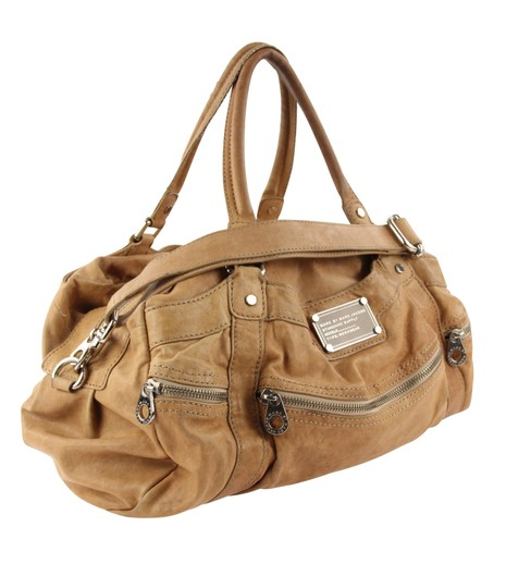 Marc by Marc Jacobs Satchel in Brown Image 1