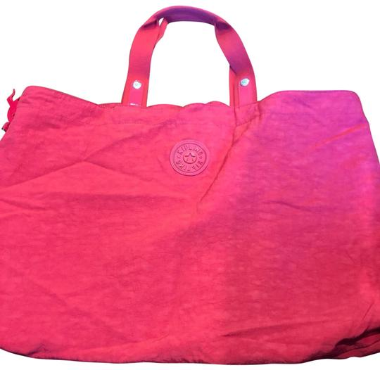 Preload https://img-static.tradesy.com/item/24838865/kipling-travel-pink-tote-0-1-540-540.jpg