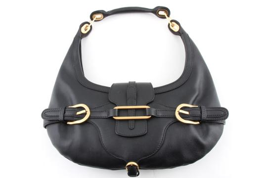 Preload https://img-static.tradesy.com/item/24838947/jimmy-choo-mini-tulita-handbag-black-leather-hobo-bag-0-0-540-540.jpg
