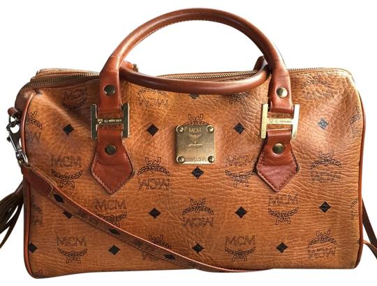 Preload https://img-static.tradesy.com/item/24839034/mcm-vintage-munchen-boston-handbag-with-strap-cognac-leather-satchel-0-1-540-540.jpg