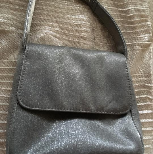 Kenneth Cole Reaction Silver/Gray Clutch Image 6