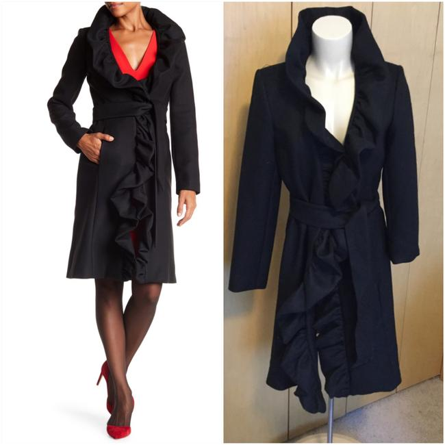 MILLY Trench Coat Image 1