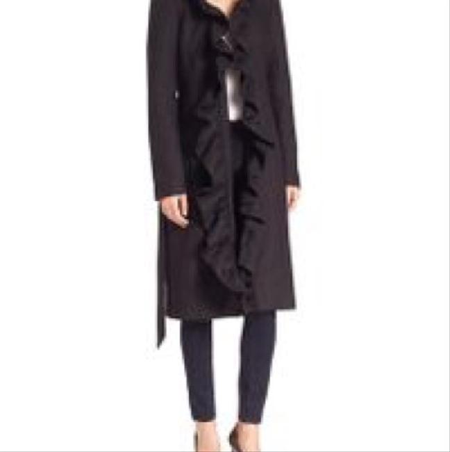 MILLY Trench Coat Image 7