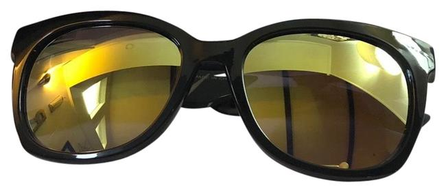 Item - Black W/Yellow Lenses Mq0011s Sunglasses