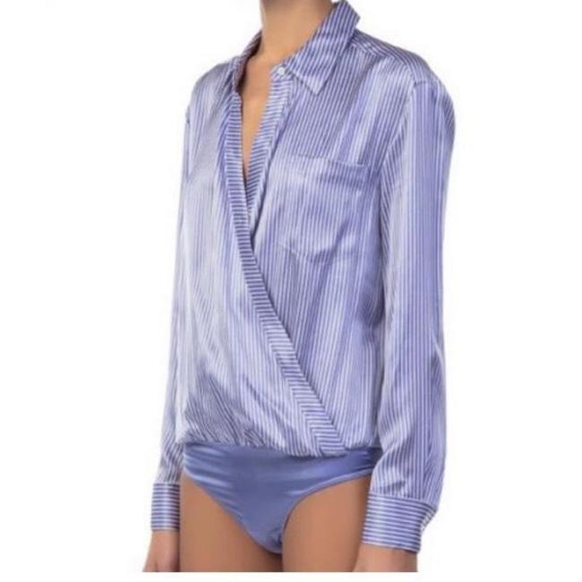 T by Alexander Wang Top blue Image 3