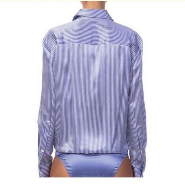 T by Alexander Wang Top blue Image 4