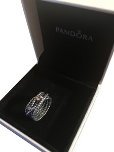 PANDORA Pandora Entangled Beauty Ring