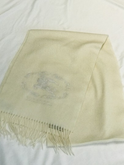 Burberry Embroidery cashmere scarf Image 3