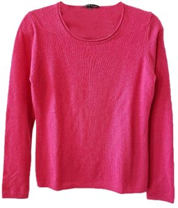 a3a629f8c143 T.J.Maxx Cashmere 2-ply Scoop Neck Classic Sweater