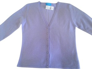 Barneys Co-Op Elegant Extra Soft Quality Button Down Cashmere Sweater