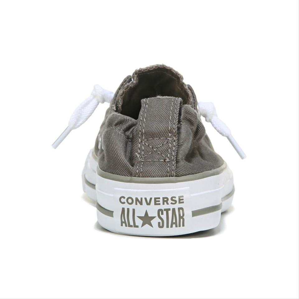 Converse Charcoal White Chuck Taylor All Star Shoreline Low Top ... cbef99727