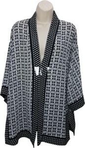 d4595d137feff5 Max Studio Boho Chic Fashion Printed Cardigan