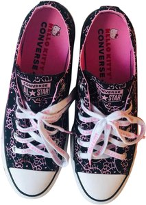74acc29e0189 Women s Black Converse Shoes - Up to 90% off at Tradesy
