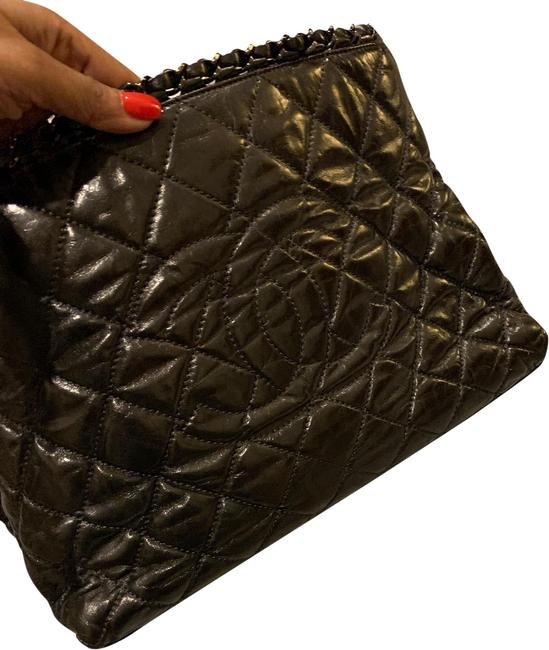 Item - Box Leather with Chain Style Comes with Dust & Tote