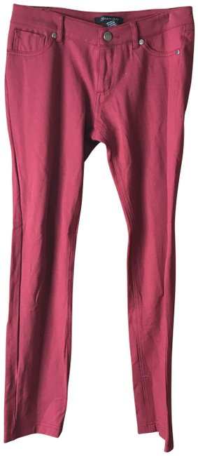 Item - /Cranberry Faux 5-pocket Leggings Size 8 (M, 29, 30)