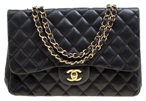 2df7a16ecd6 Chanel Quilted Leather Classic Shoulder Bag