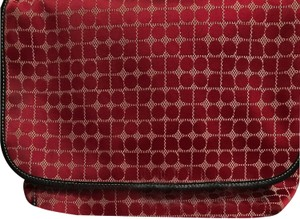 Kate Spade red Messenger Bag