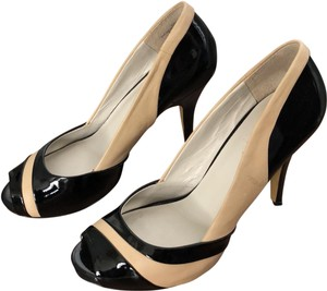 38d7a6ca074 Beige Nine West Pumps - Up to 90% off at Tradesy