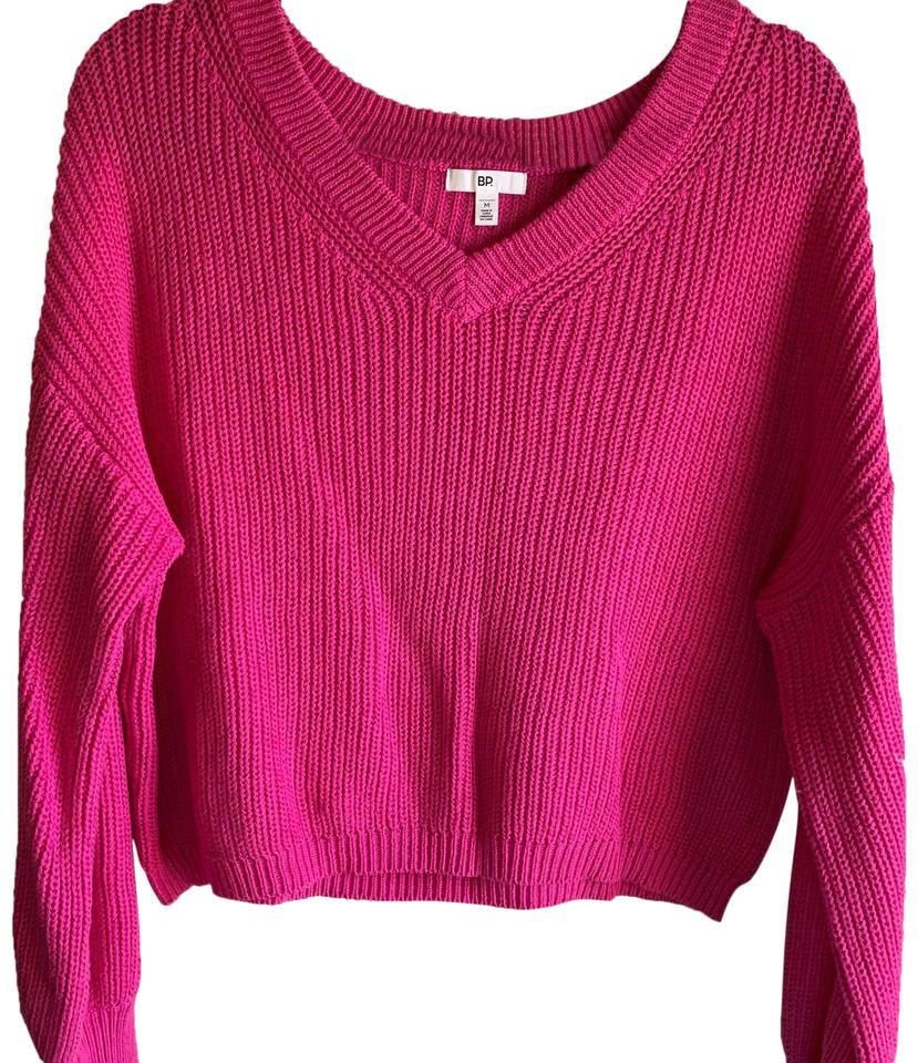 1fcb7497f0a Nordstrom Pink Sweater - Tradesy
