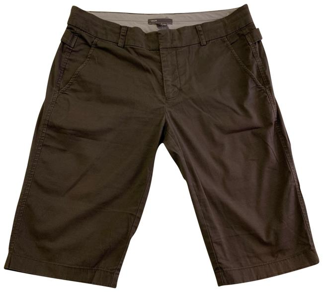 Item - Olive Green Buckle Shorts Size 4 (S, 27)