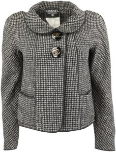 Chanel Fantasy Tweed Vintage Boucle multicolor Blazer