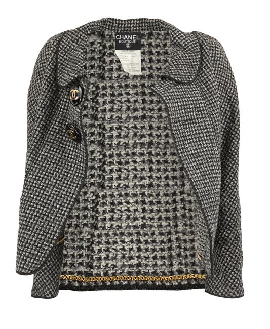 Chanel Fantasy Tweed Vintage Boucle multicolor Blazer Image 1