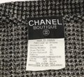 Chanel Fantasy Tweed Vintage Boucle multicolor Blazer Image 11