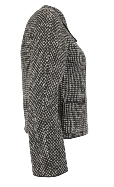 Chanel Fantasy Tweed Vintage Boucle multicolor Blazer Image 2