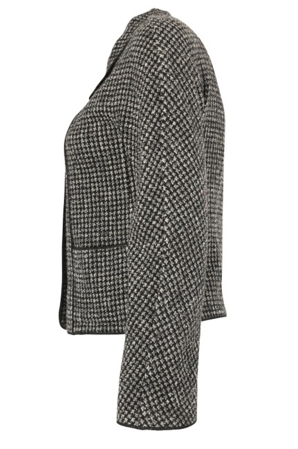 Chanel Fantasy Tweed Vintage Boucle multicolor Blazer Image 4