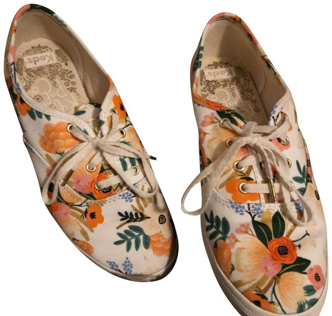 Item - Floral Pattern Champion Rifle Paper Company Sneakers Size US 6 Regular (M, B)