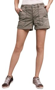 Anthropologie Cargo Shorts Grey