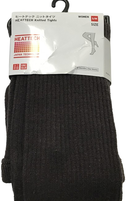 Item - Brown Heattech Knitte S/M New - Japan Made Hosiery