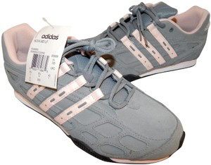 adidas Nova Running Suede Sneakers Gray Athletic