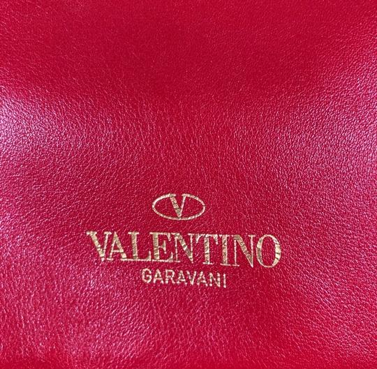 Valentino Red Clutch Image 3