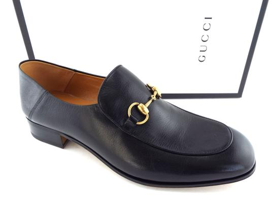 Preload https://img-static.tradesy.com/item/24844943/gucci-black-horsebit-leather-logo-controvertible-slip-on-loafersmules-12us11uk-shoes-0-0-540-540.jpg