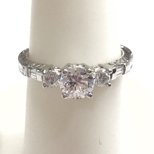 Tacori GORGEOUS!!! BRAND NEW!! NEVER WORN!! Tacori Platinum/18 Karat White Gold and Diamond Ring Image 1