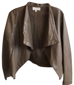 BB Dakota Tan Leather Jacket